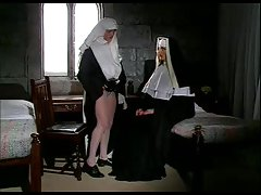 Nuns Must Be Crazy-1- Lezzie Nuns