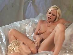 All-Girl  - Elizabeth Anne & Squirting