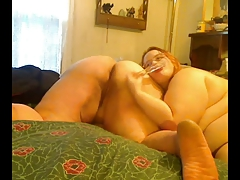 Horny Fat   frolicking with each other-2