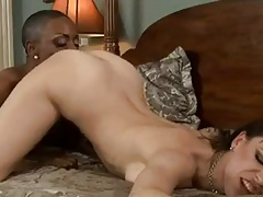 2 Super hot Mature Bi-racial Lezzy Super hot Games Strap-On