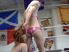Pro-Style Match With Punishments.