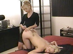 Mom NOT HER DAUGHTER ENEMA AND  Belt cock