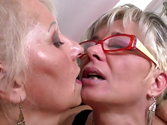 Brilliant mature mothers at  three-way