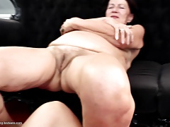 Real granny boned by 2   taboo
