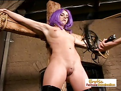 Lady Gets Back At Her Dominant Mistress