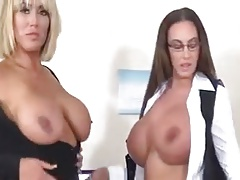 Emma and Morgan  secretaries