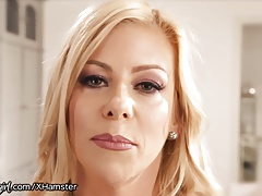 Alexis Fawx is Step-Daughters Masturbatory Wish
