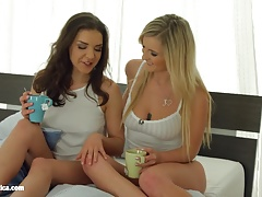 Morning by All girl Erotica - Henessy and Jemma Valentine