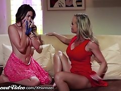 Ultra-cutie Brandi Love and Melissa Moore!!!