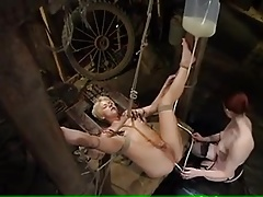 Enema of Miss Claire