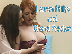 Sitter Chanel Preston and Lauren Phillips