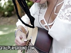 Aaliyah Hadid Jane Wilde - Free Enjoy - Digital Playground