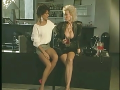 Dolly - Her hottest woman-woman scene.